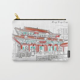 Wong Tai Sin Temple Carry-All Pouch