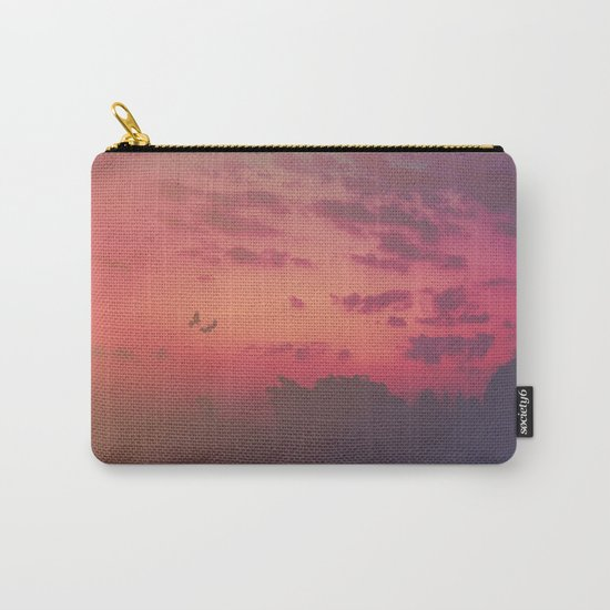 Love Runs Out Carry-All Pouch