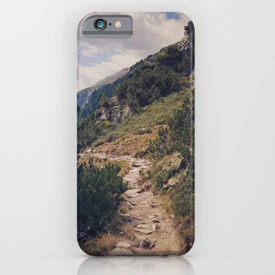 As Far As My Feet Will Carry Me iPhone & iPod Case