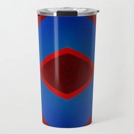 Abstract forms Travel Mug