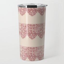 Sweet Lace Travel Mug
