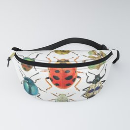 Beetle Compilation Fanny Pack