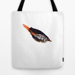 A Feather Named Macaroni Tote Bag
