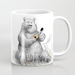 Bear Songs Coffee Mug