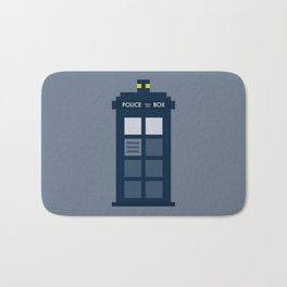 Doctor Who Tardis Bath Mat