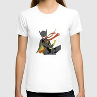 batgirl T-shirts featuring Batgirl by revolver74