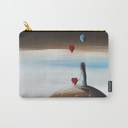 One Step To Heaven by Shawna Erback Carry-All Pouch