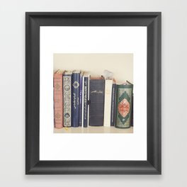 Coexisting Framed Art Print