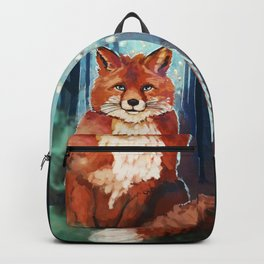 Fox - Forrest - Cute Backpack
