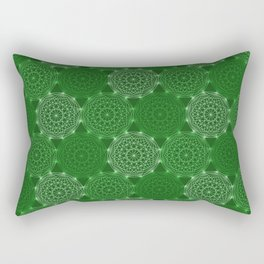 Op Art 45 Rectangular Pillow