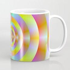 Psychedelic Target Rings Mug