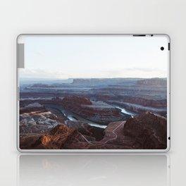 Sunset at Deadhorse Point State Park Laptop & iPad Skin