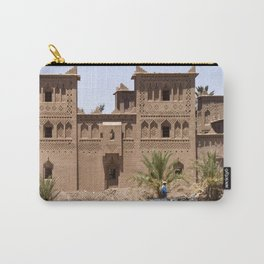 Kasbah in Morocco Carry-All Pouch