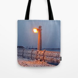 The Chill is On Tote Bag