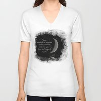 buddah V-neck T-shirts featuring You, as much as anyone... by Barbara Gordon Photography
