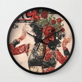 TEN CENTS Wall Clock