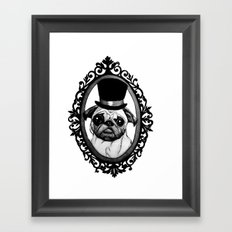 You Sir Framed Art Print
