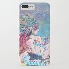 The Last Mermaid iPhone 7 Plus Slim Case