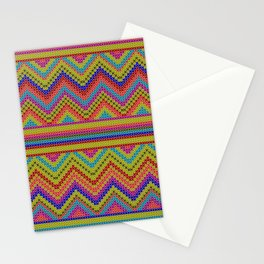ziggy-zag x-dust Stationery Cards