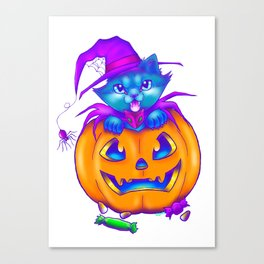 Halloween Spook-tacular Canvas Print