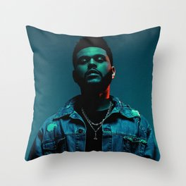 StarBoyPortrait Throw Pillow