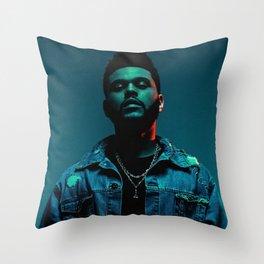 StarBoyPortrait Throw Pillow