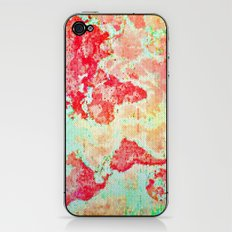 Oh, The Places We'll Go... iPhone & iPod Skin