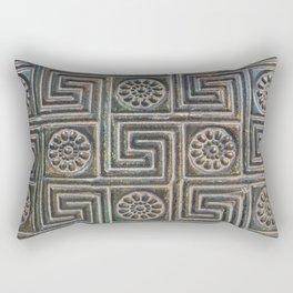 Medallions Rectangular Pillow