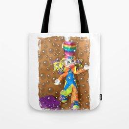 Biji clown Tote Bag