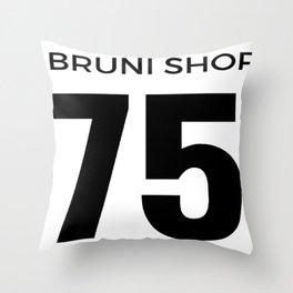 Bruni Shop 75 Throw Pillow