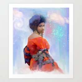 Daydreaming and I'm thinking of You Art Print