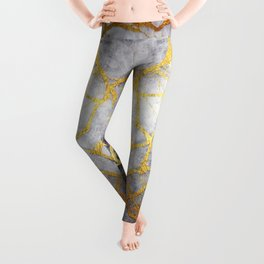 KINTSUGI  ::  Recognise Beauty Leggings