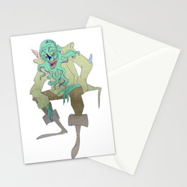 R is for Pirate Stationery Cards