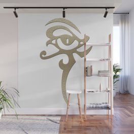 solid gold Wall Mural