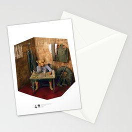 One Sixth Custom Figure 10 Stationery Cards