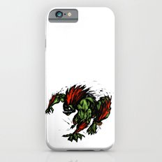Blanka Rush! - Street Fighter Slim Case iPhone 6s