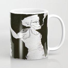 8-Ball is a piece of shit! Coffee Mug