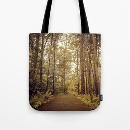 Into the Forst Tote Bag