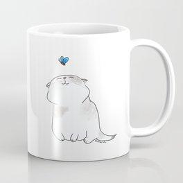 Play with me, Butterfly. Coffee Mug