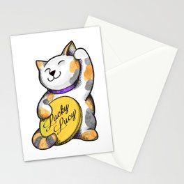 Lucky Lucy Stationery Cards