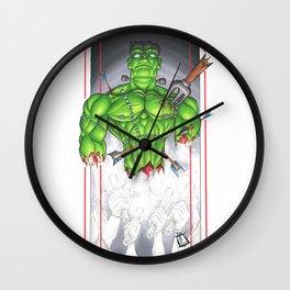 The Monstrosity Wall Clock