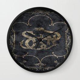Book of Sin Wall Clock