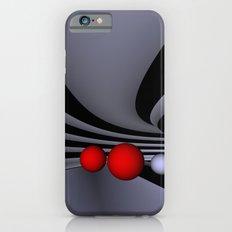 subway -1- iPhone 6s Slim Case