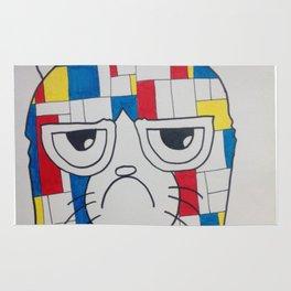 Grumpy Rug