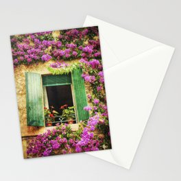 Happy Window Stationery Cards