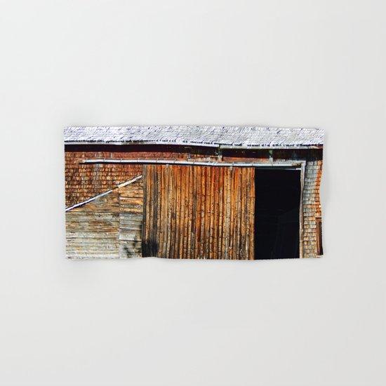 Open Barn Door Hand & Bath Towel
