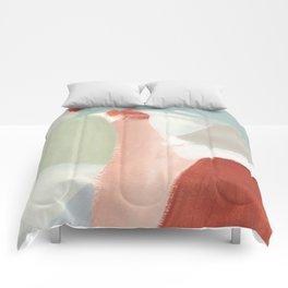 Crisp Morning Air Comforters