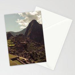 Machupicchu Stationery Cards