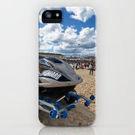 Festival of the Winds, Bondi Beach, Sydney iPhone Case