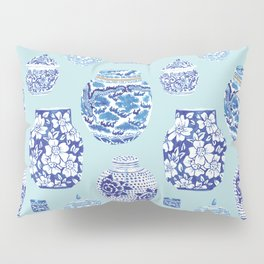 Chinoiserie Ginger Jar Collection No.3 Pillow Sham